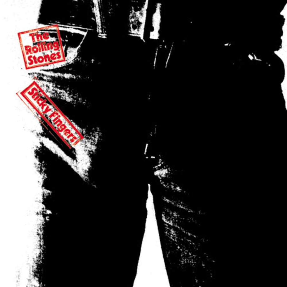 6. The Rolling Stones, 'Sticky Fingers'