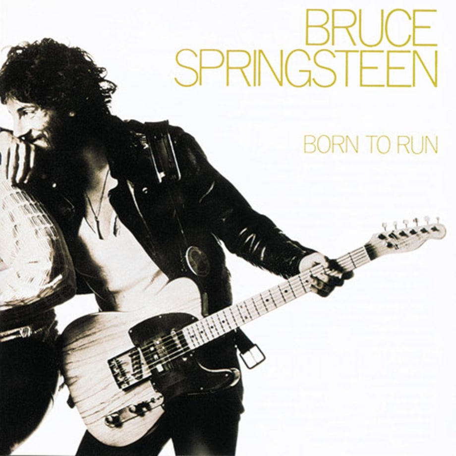8. Bruce Springsteen, 'Born To Run'
