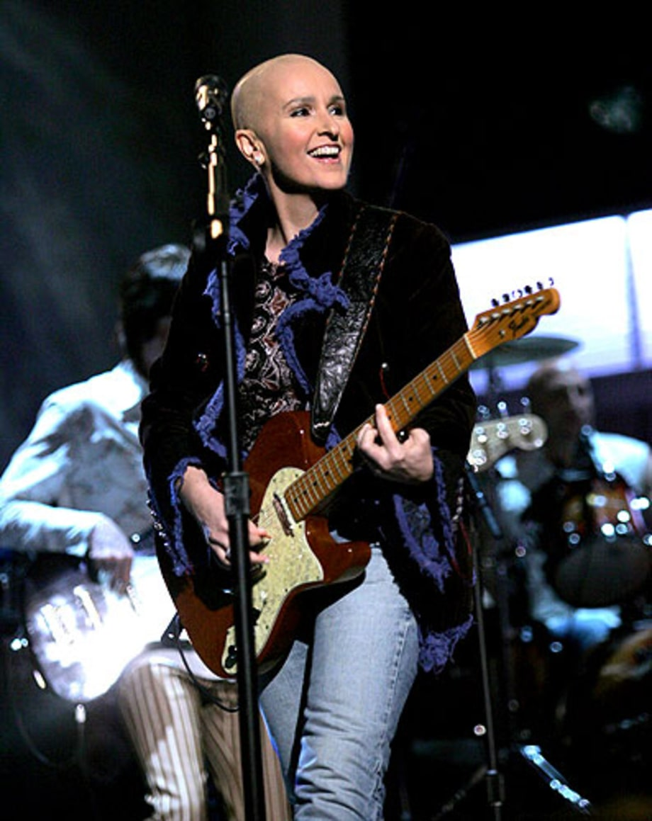 Cancer-Ridden Singer Should Mend Her Lesbian Ways