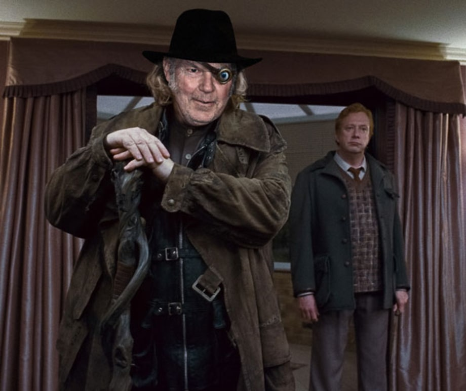 Neil Young (Mad-Eye Moody)
