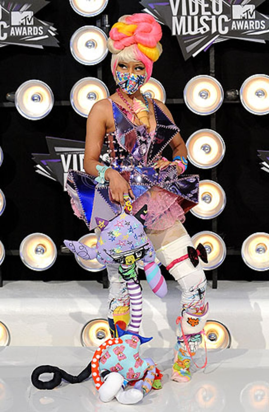 Most Confusing: Nicki Minaj