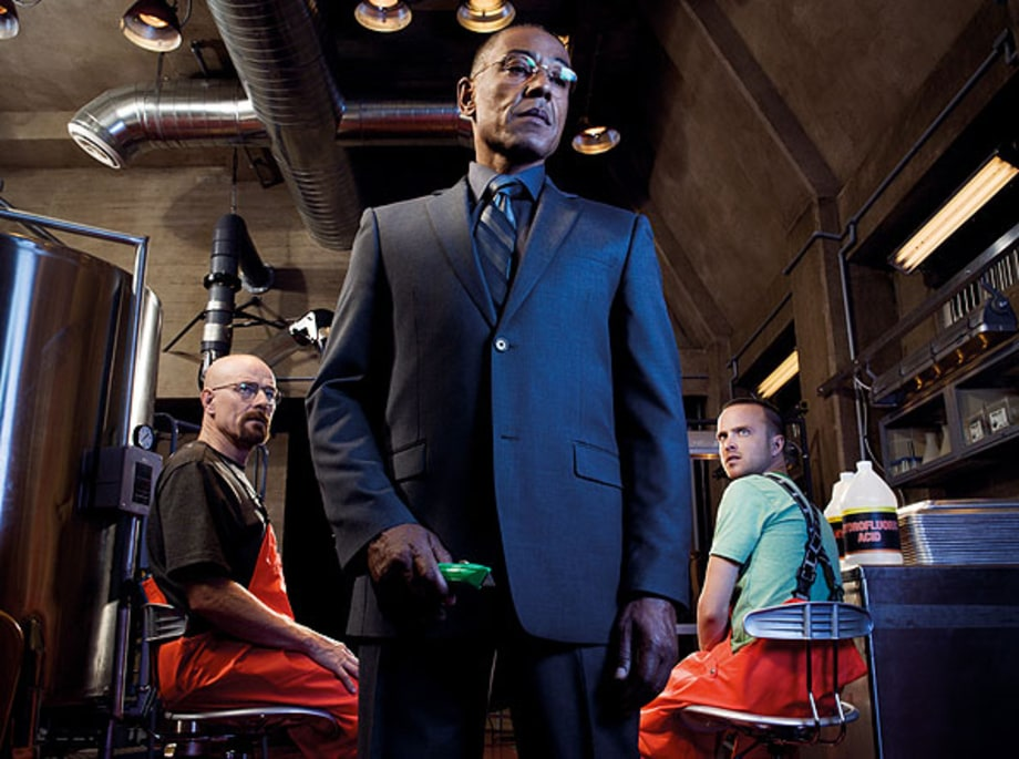 Giancarlo Esposito as Gus Fring - 'Breaking Bad'
