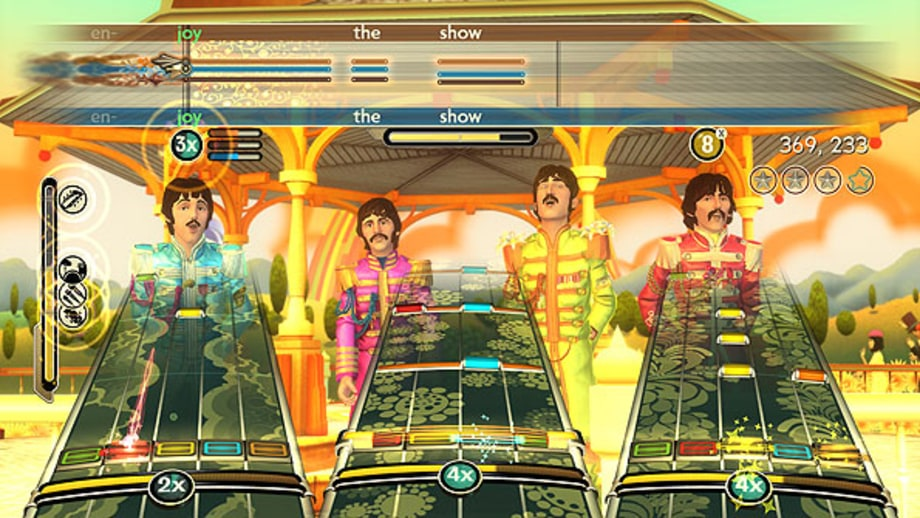 2009 – The Beatles: Rock Band