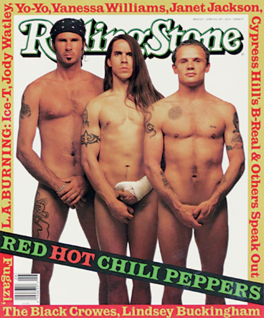 Red Hot Chili Peppers, 1992