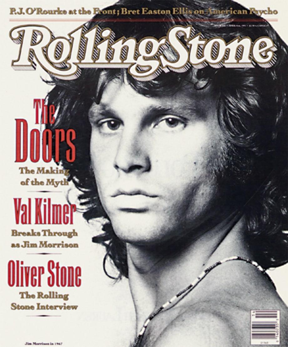 Jim Morrison The Doors Album Cover Jim Morrison | ...