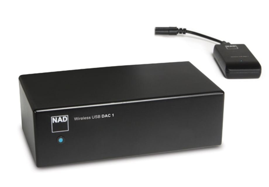 NAD Wireless USB DAC 1