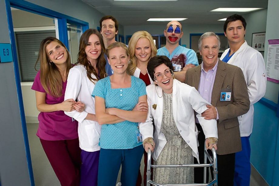6. The 'Childrens Hospital' 70th Episode