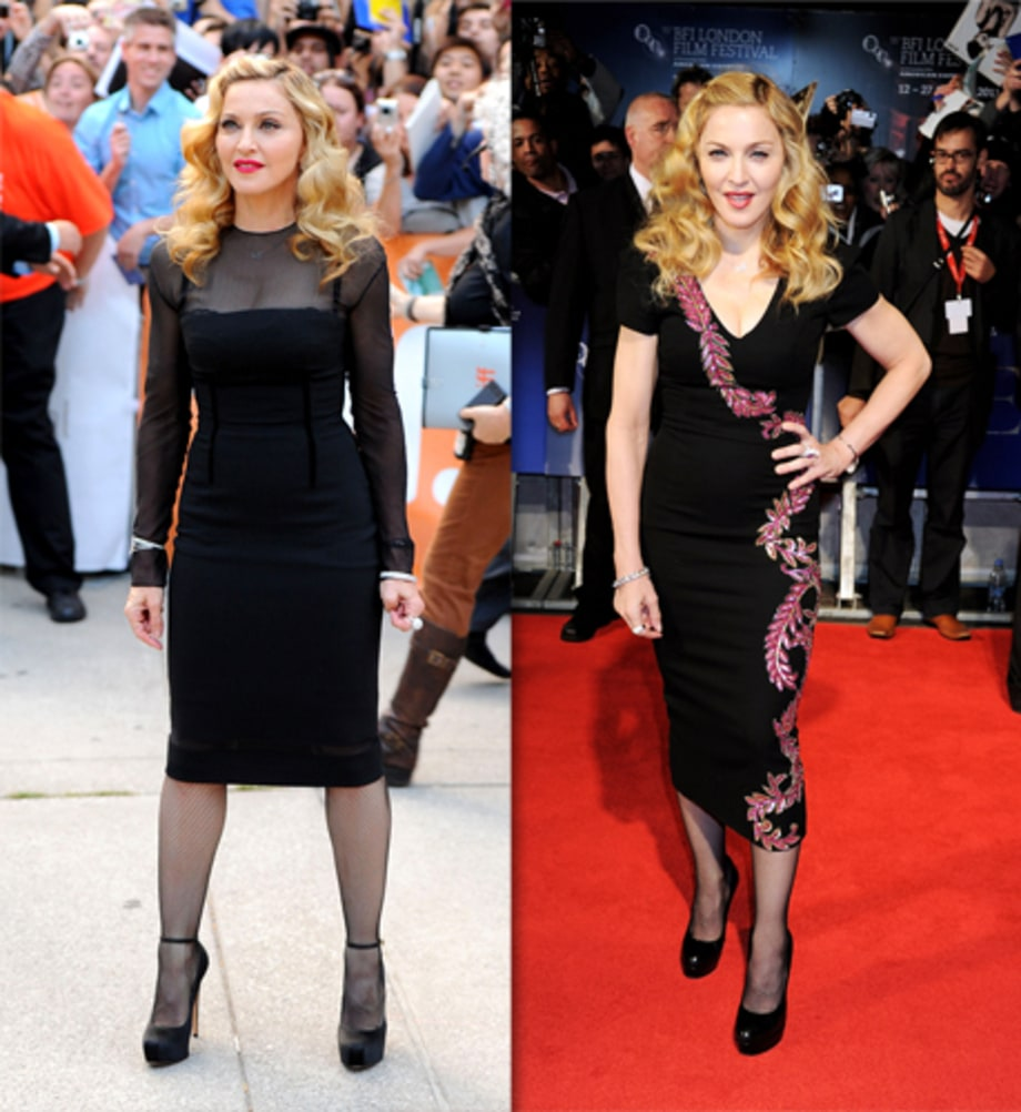 Madonna Ages Gracefully