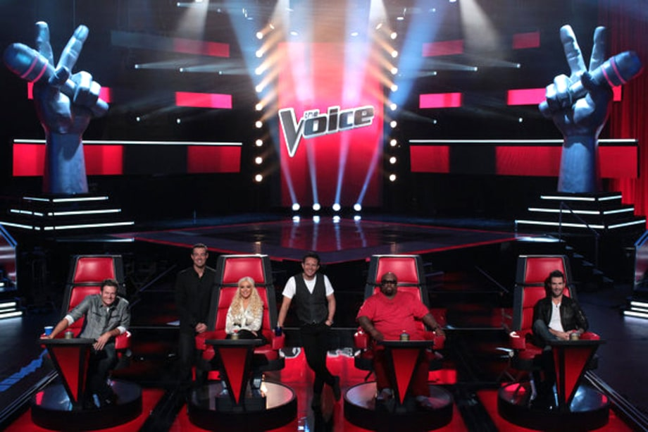 'The Voice' (NBC, 2/5)