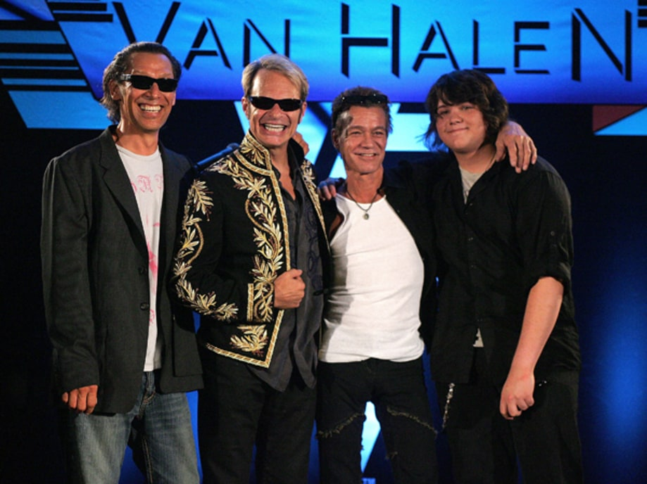 The Return of Van Halen