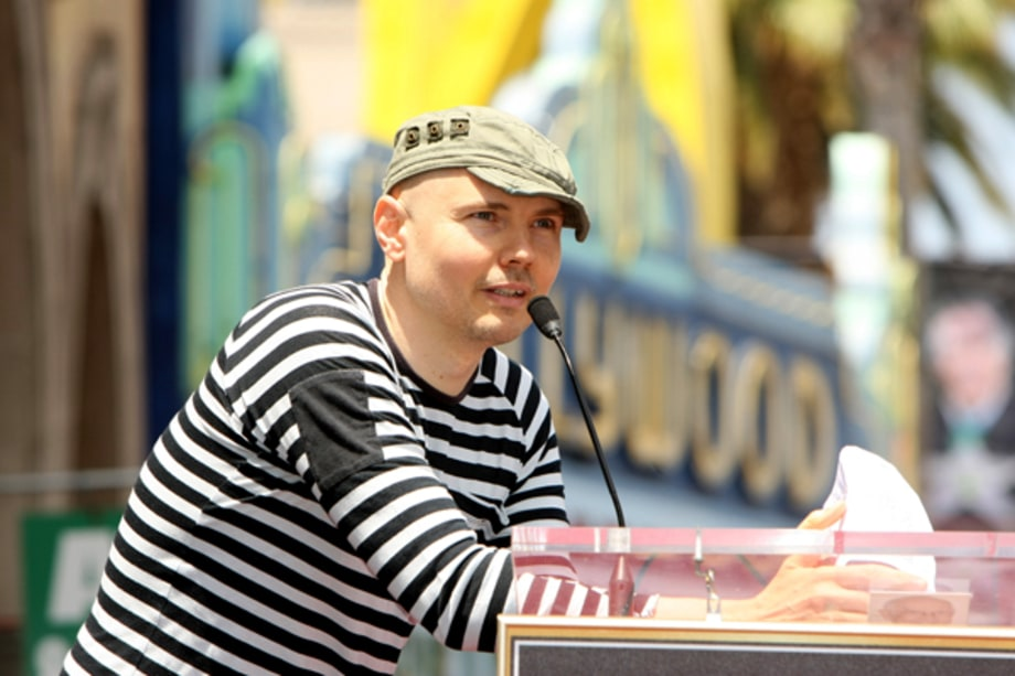 Billy Corgan: Chinese Tea House