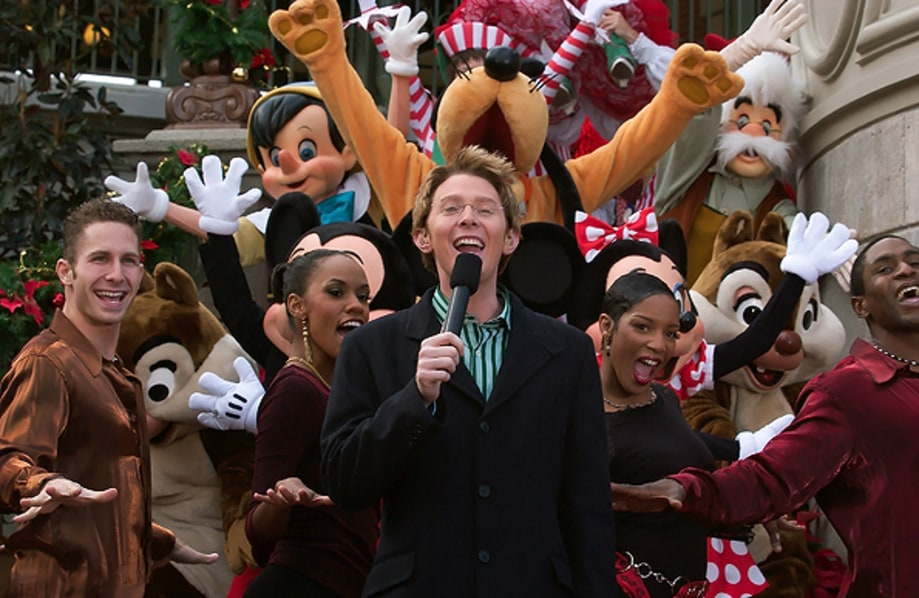 Walt Disney World Christmas Parade