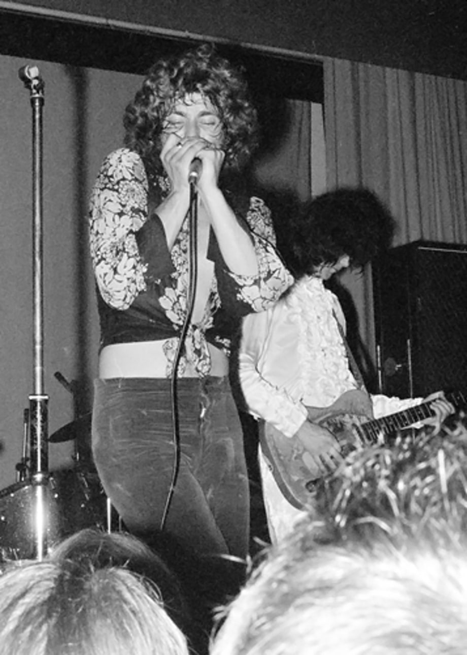 Led Zeppelin's First Gig