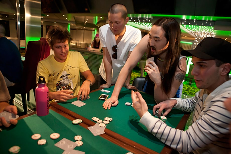 Steve Aoki's Poker Tournament