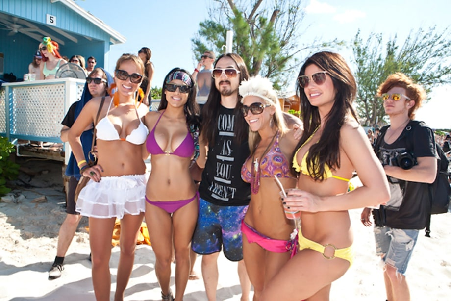 Steve Aoki and His Castaways