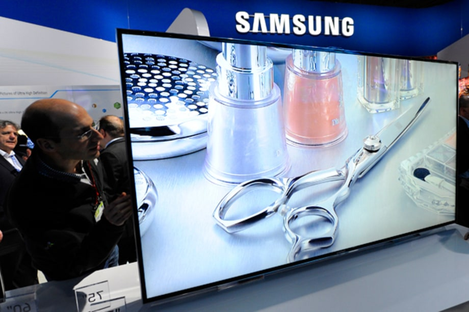 Samsung ES8000 LED Dual-Core TV