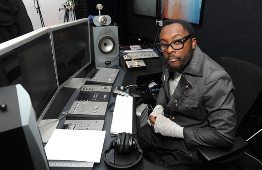 Will.i.am, Co-Writer, 'Boom Boom Pow'