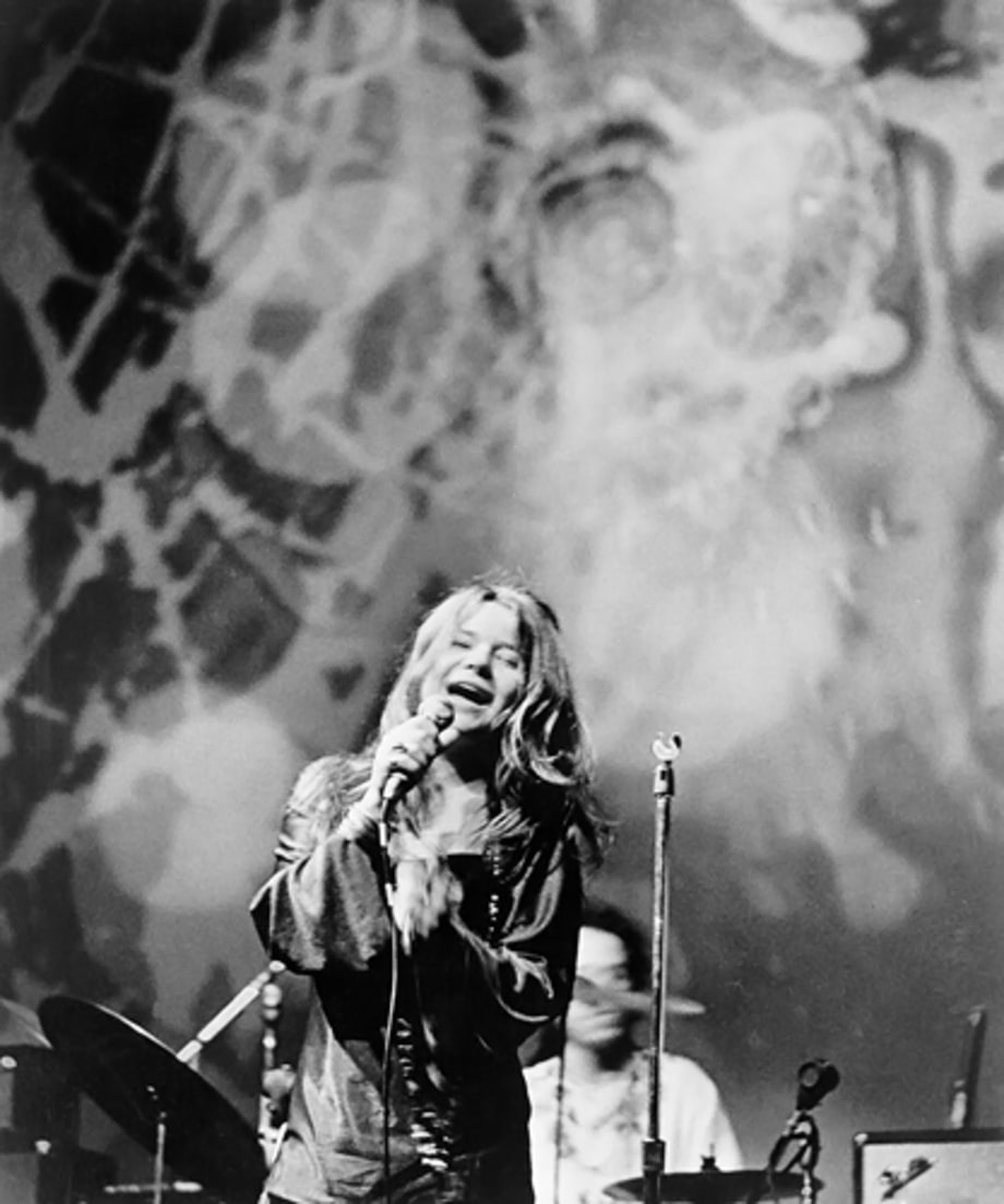 Janis Joplin with Big Brother & the Holding Co.