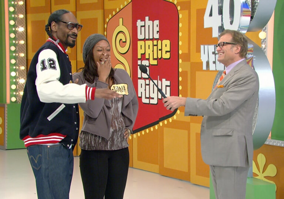 Snoop Dogg on 'The Price Is Right'