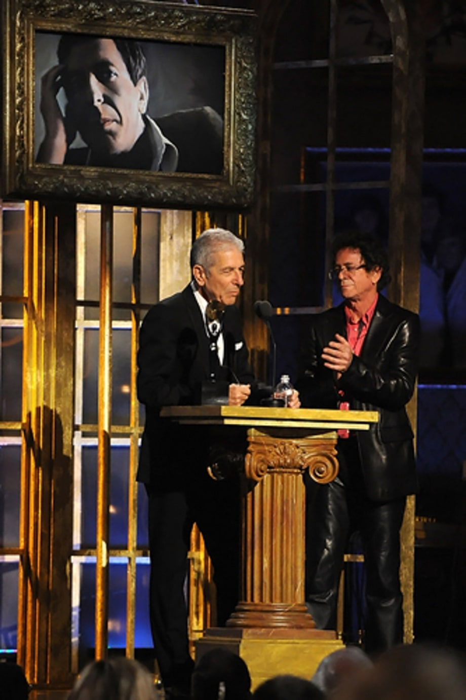 Rock and Roll Hall of Fame Induction