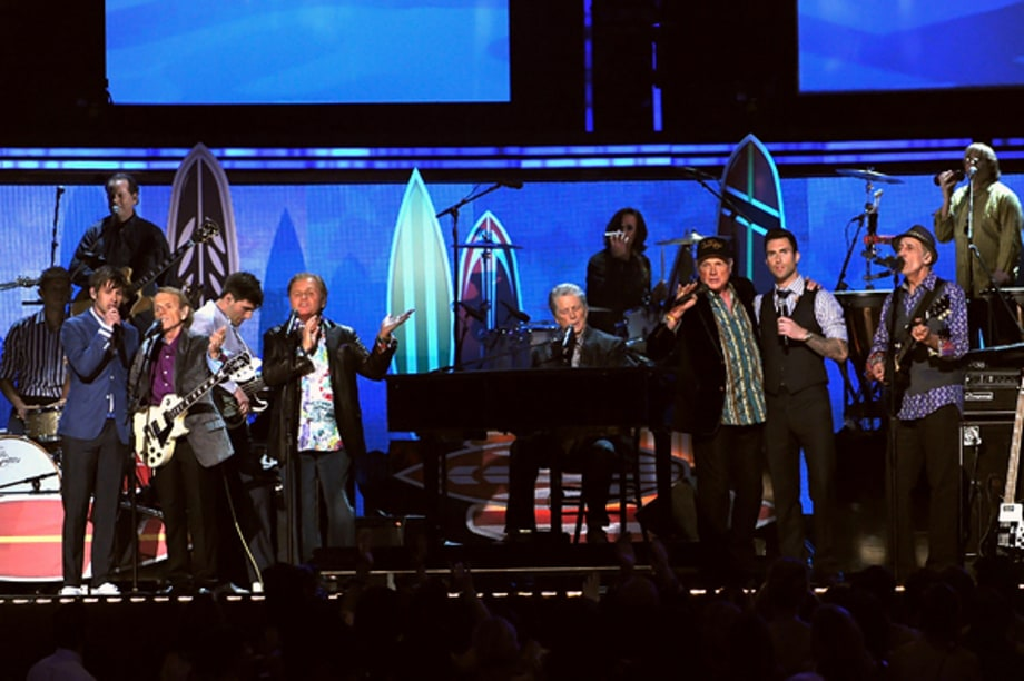 The Beach Boys With Foster The People and Maroon 5