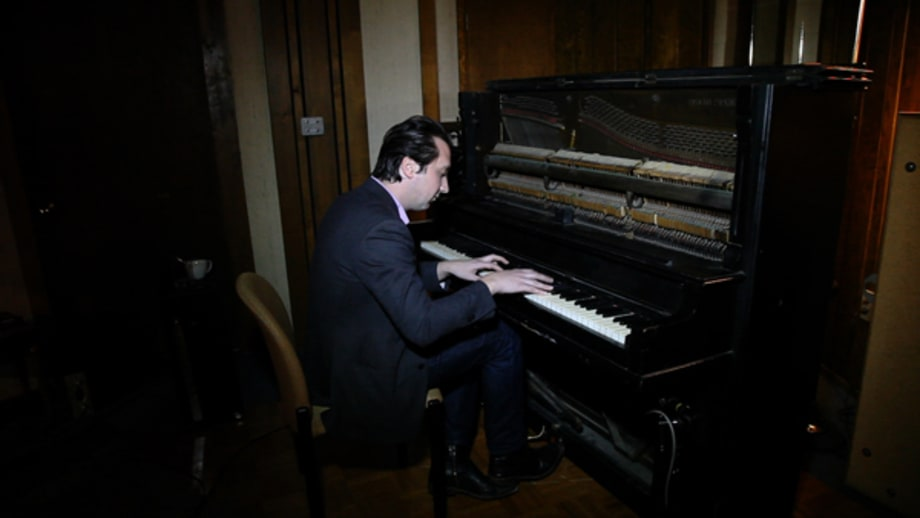 Pete on Piano