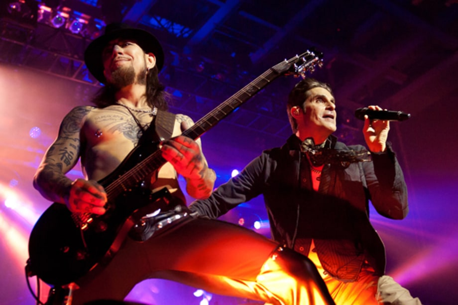 Jane's Addiction Kick Off Their Tour