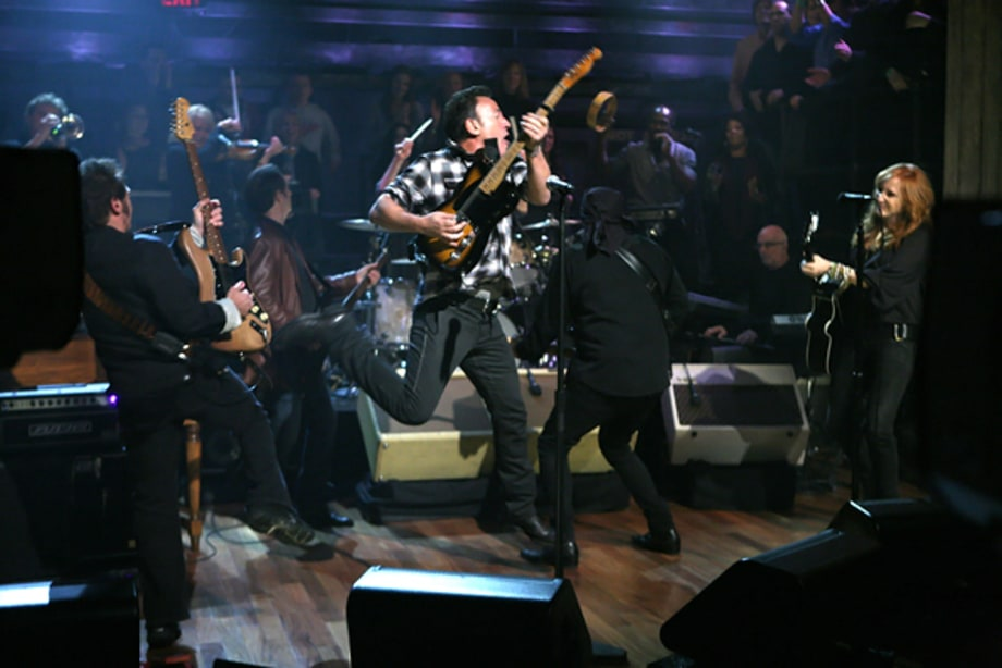 Springsteen Week on Fallon