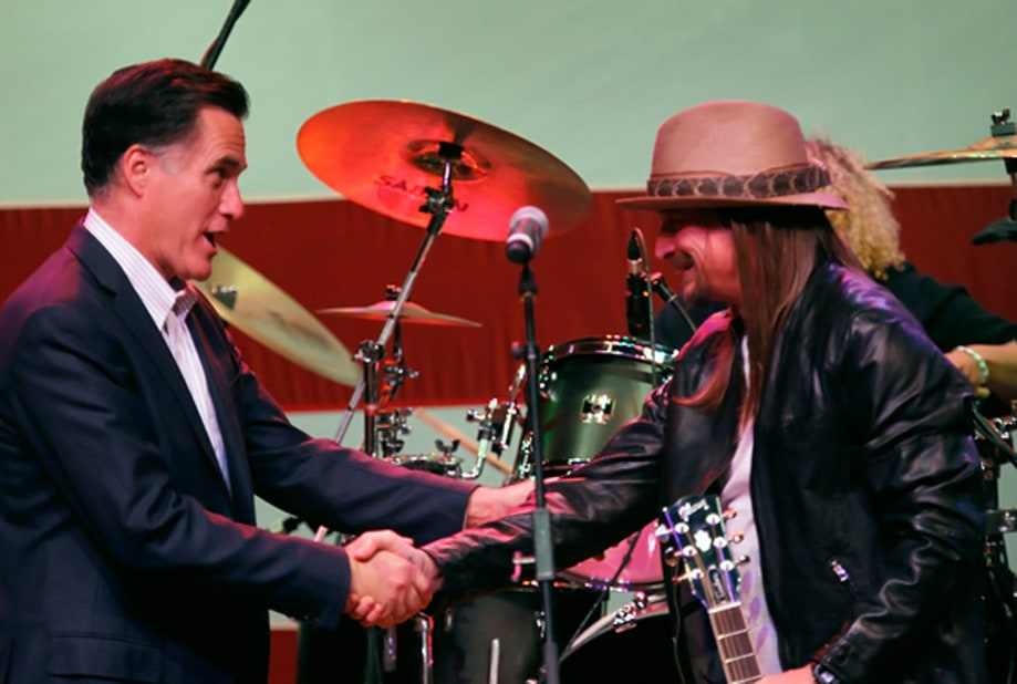 Rock and Romney