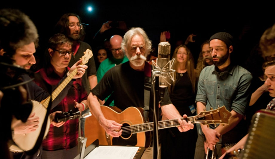 Bob Weir and The National