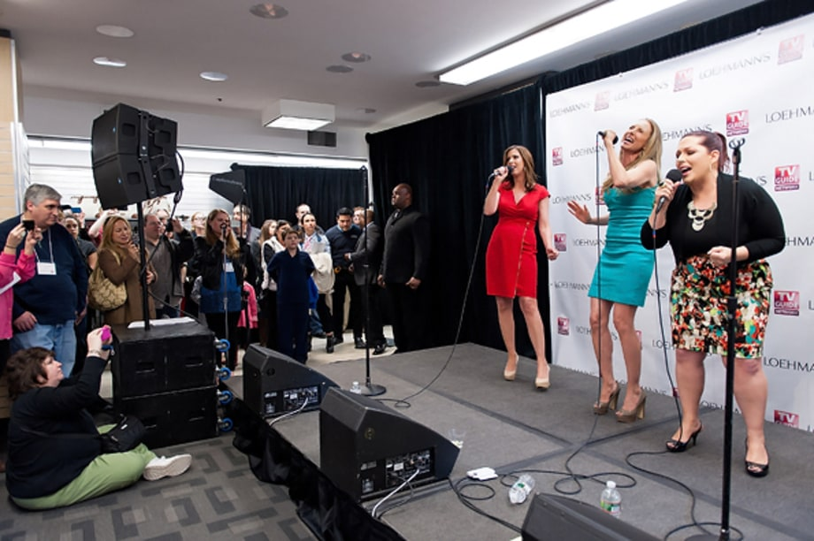 Wilson Phillips In-Store