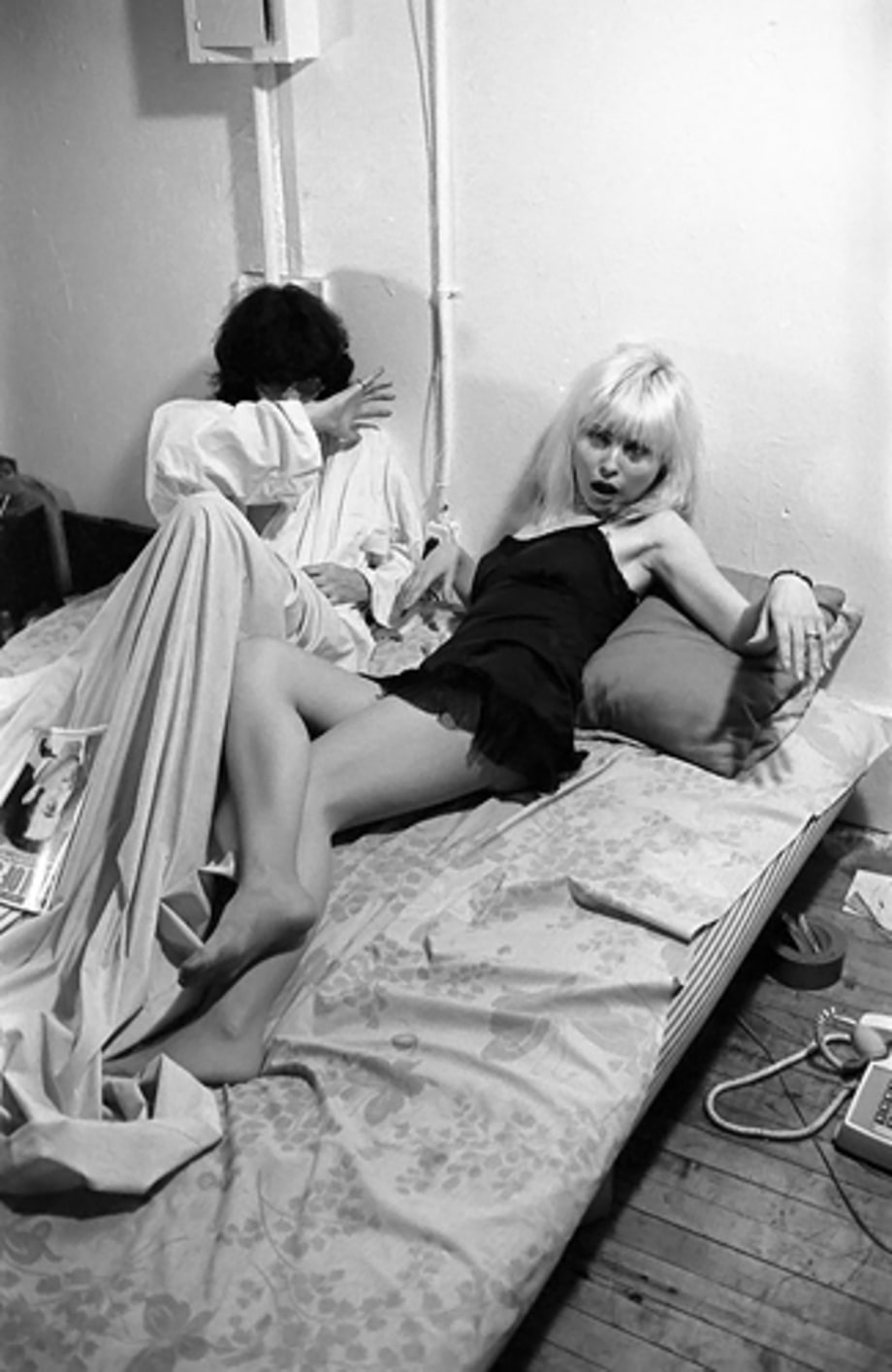In Bed With Debbie Harry