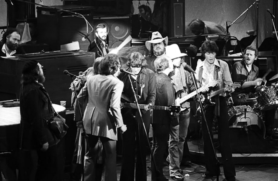The Last Waltz Levon Helm Through The Years Rolling Stone