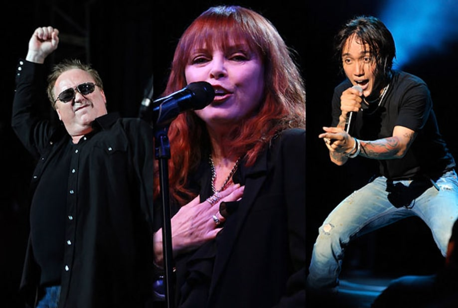 Loverboy, Pat Benatar and Journey