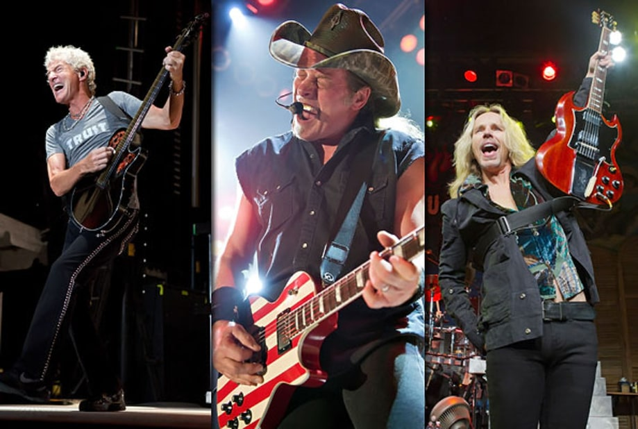 REO Speedwagon, Ted Nugent and Styx