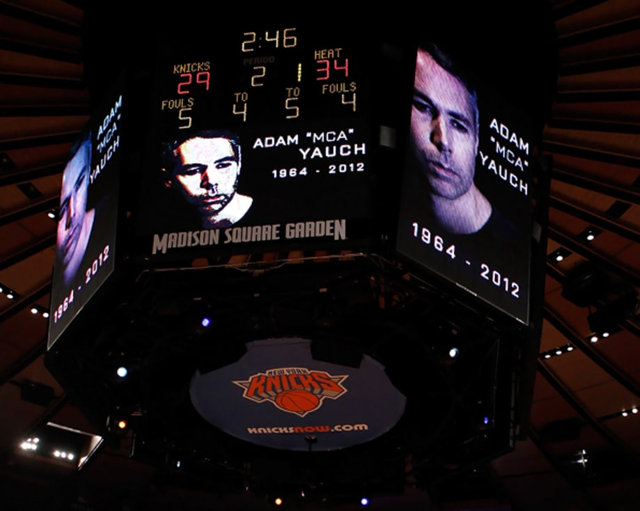MSG's Tribute to MCA