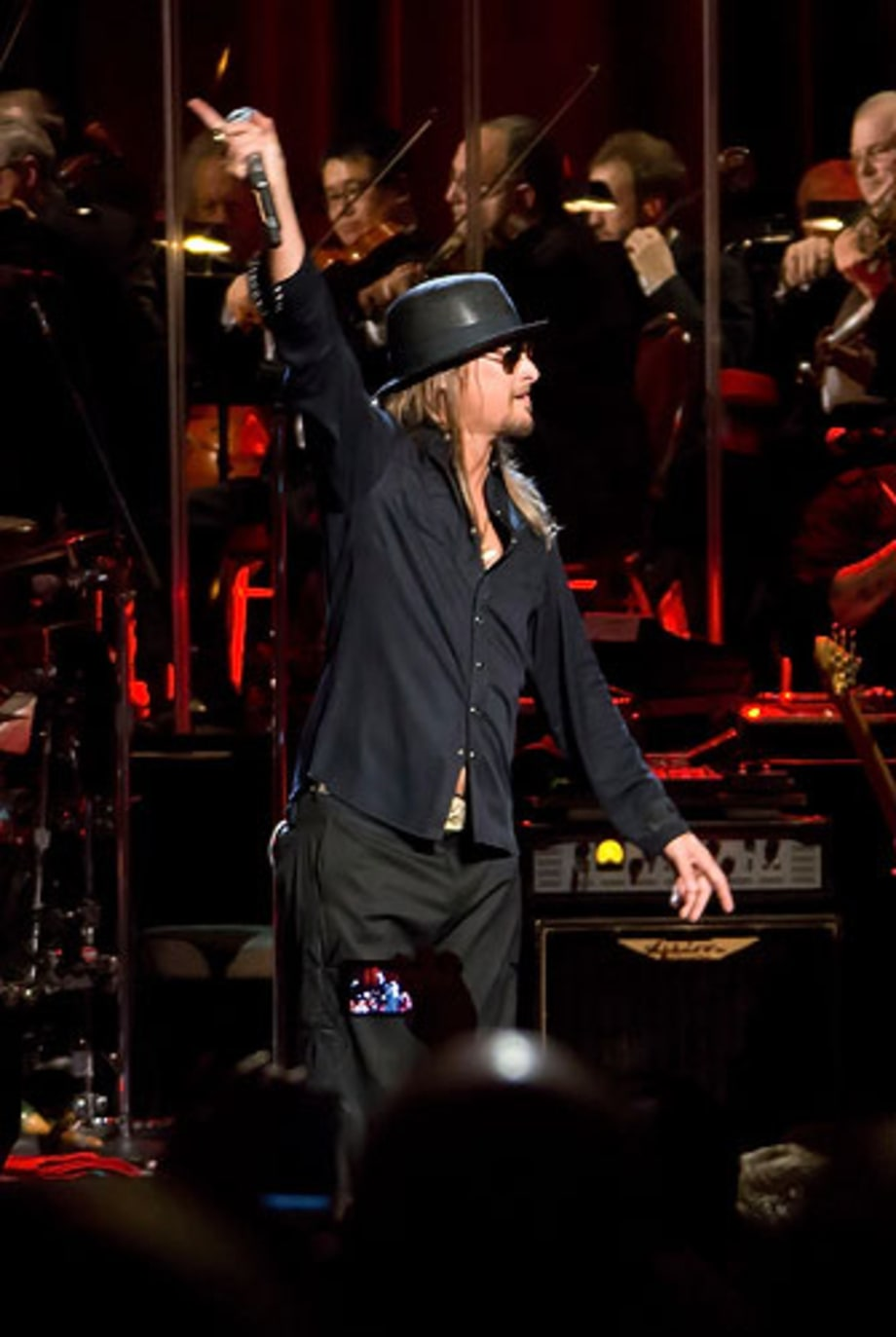 Kid Rock and The Symphony