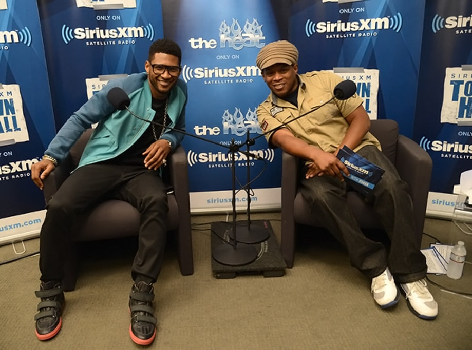 Usher and Sway