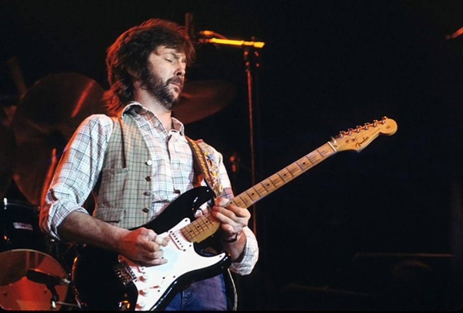 eric clapton 39 s 39 blackie 39 20 iconic guitars rolling stone. Black Bedroom Furniture Sets. Home Design Ideas