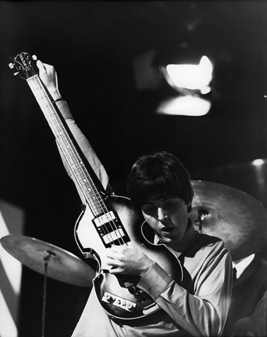 Paul McCartney's Hofner 'Violin' Bass