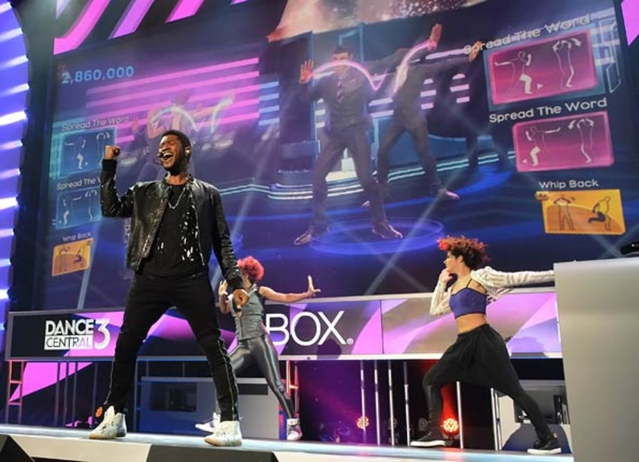 Usher for Xbox