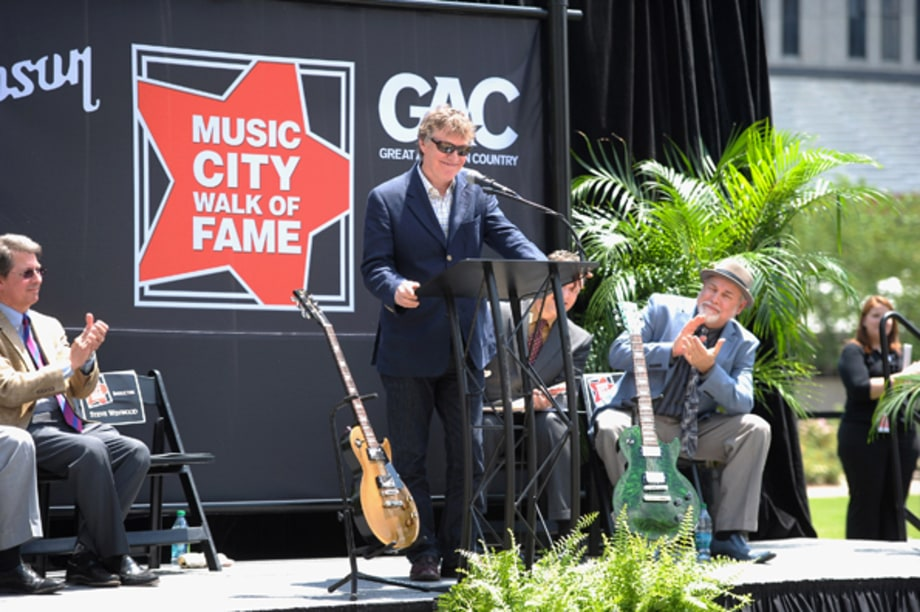 Music City Walk of Fame Induction