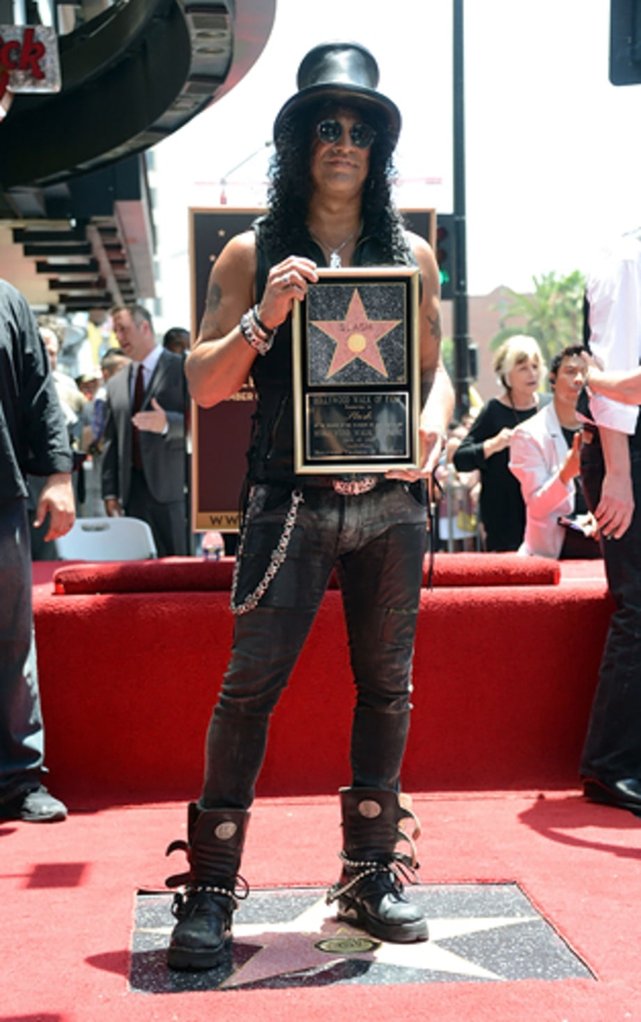 Slash's Star