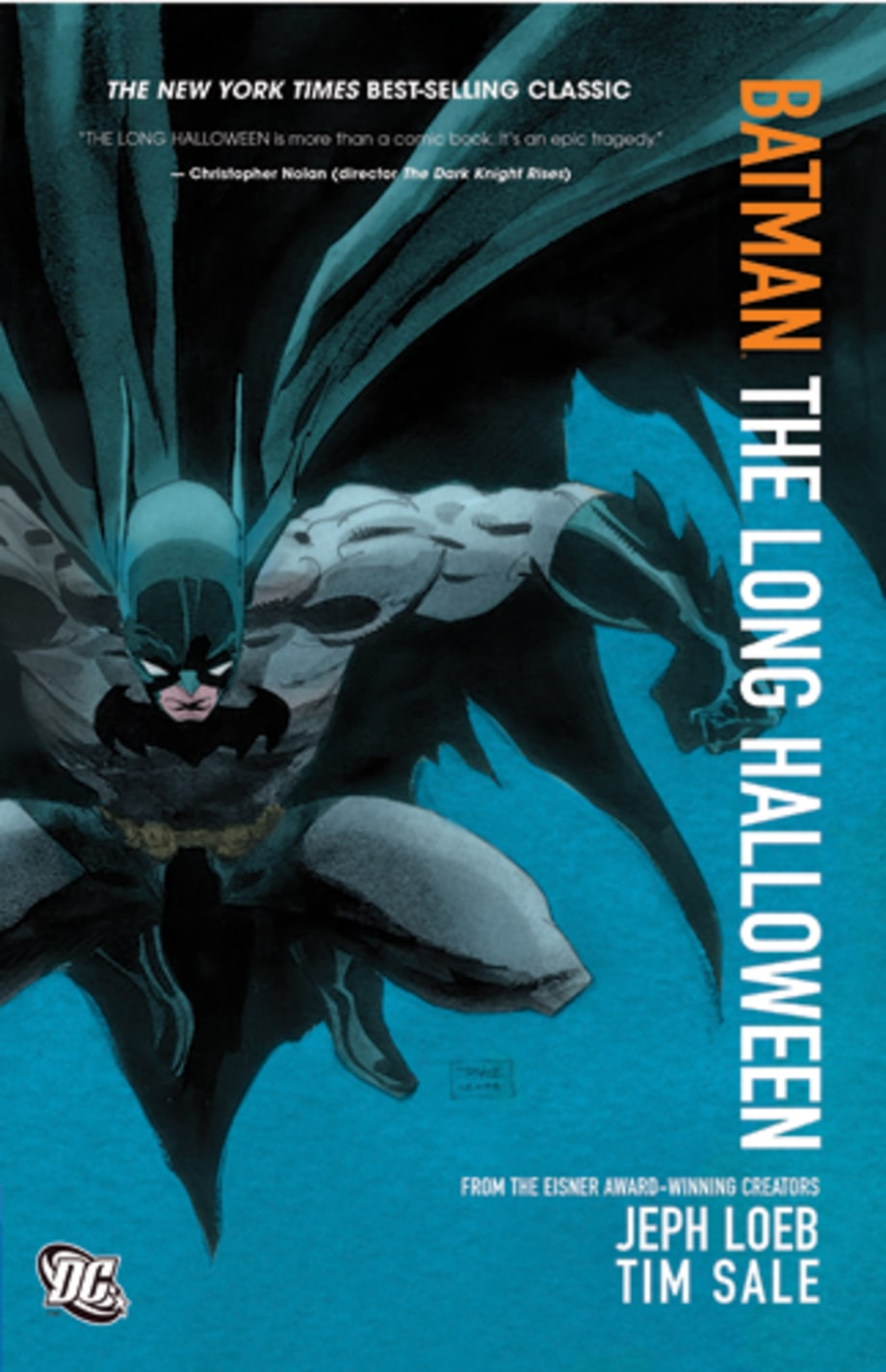 9. 'Batman: The Long Halloween'