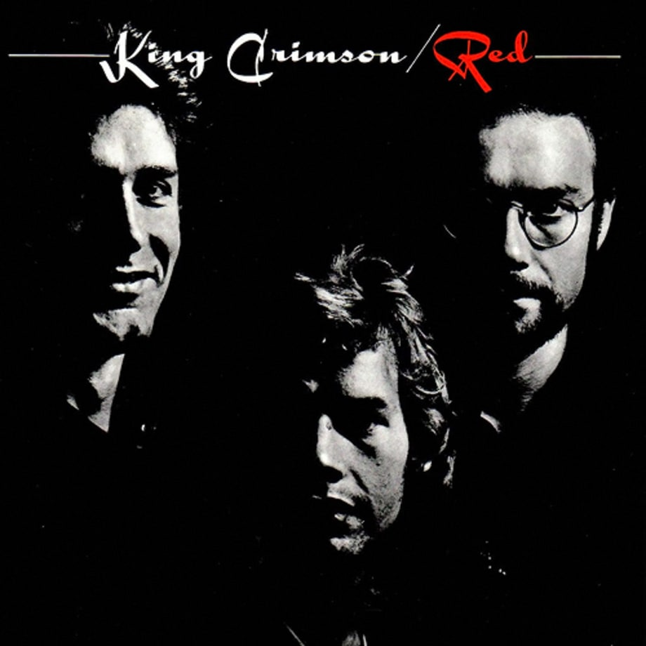 9. King Crimson - 'Red'