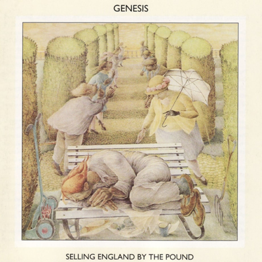 7. Genesis - 'Selling England By the Pound'