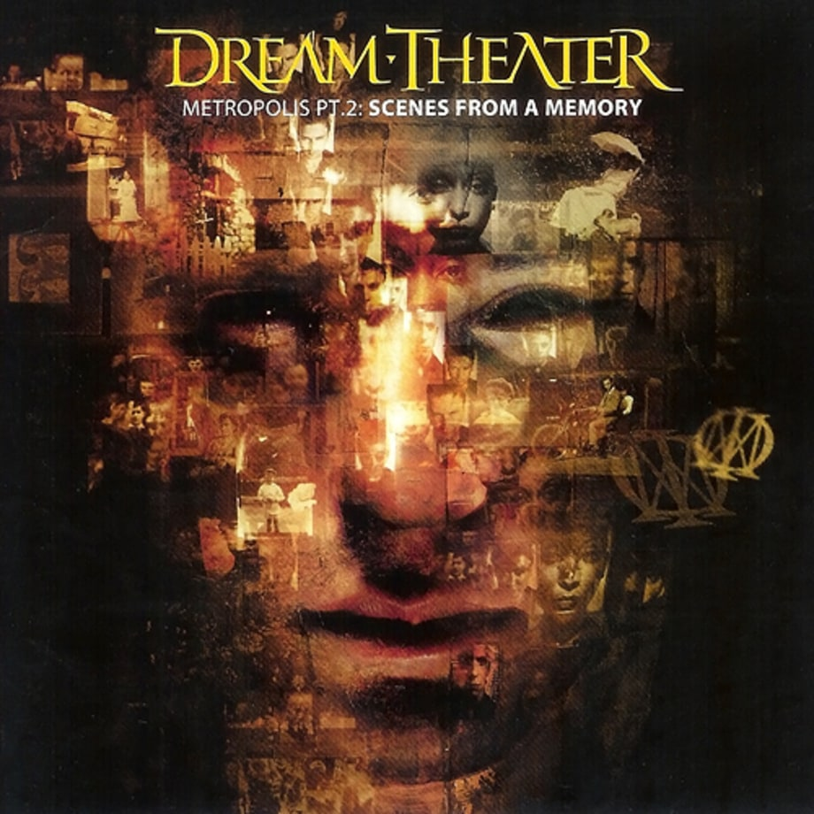 1. Dream Theater - 'Metropolis Pt. 2: Scenes From a Memory'
