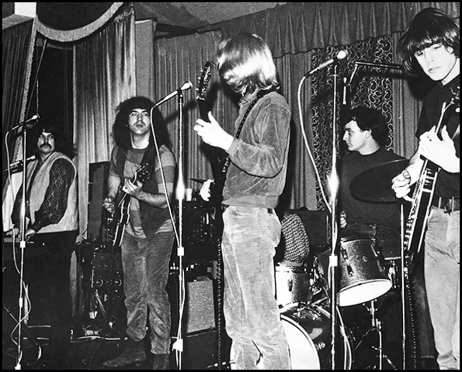 1966: Grateful Dead, Troupers Hall, Hollywood