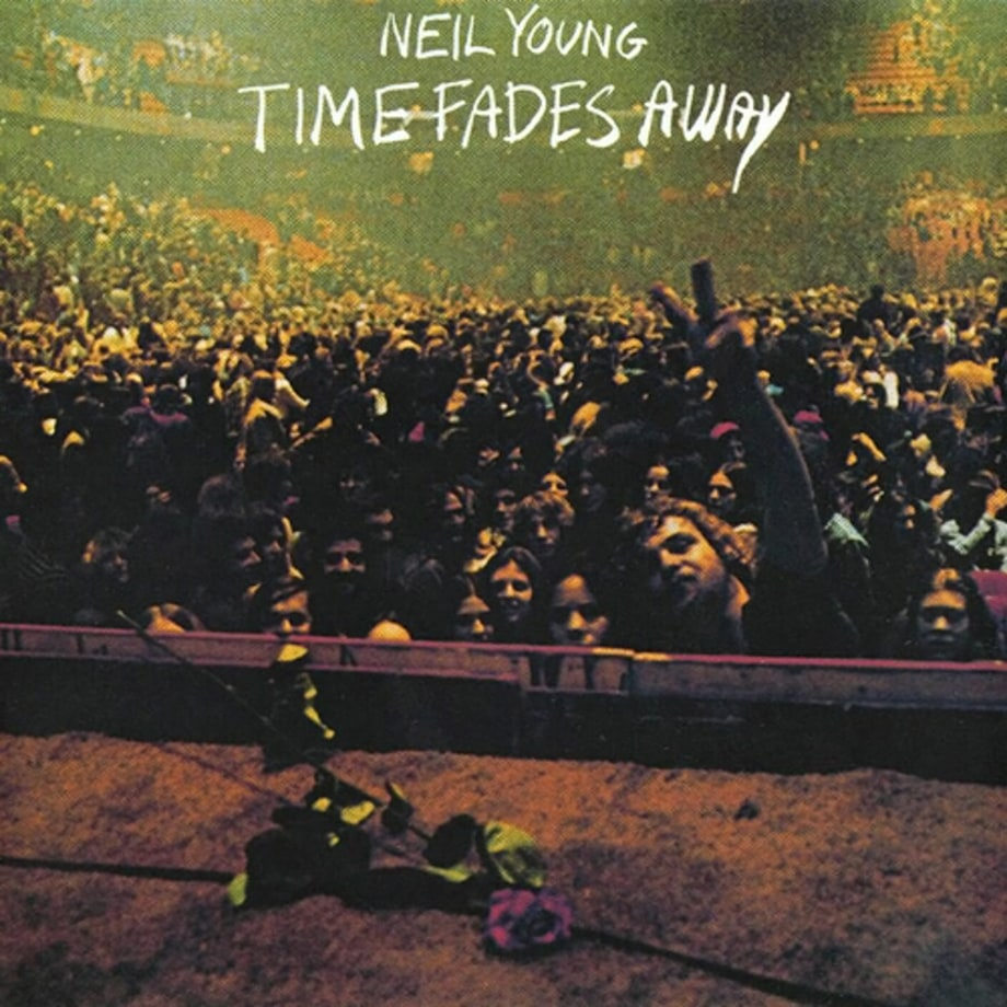 10. 'Time Fades Away'