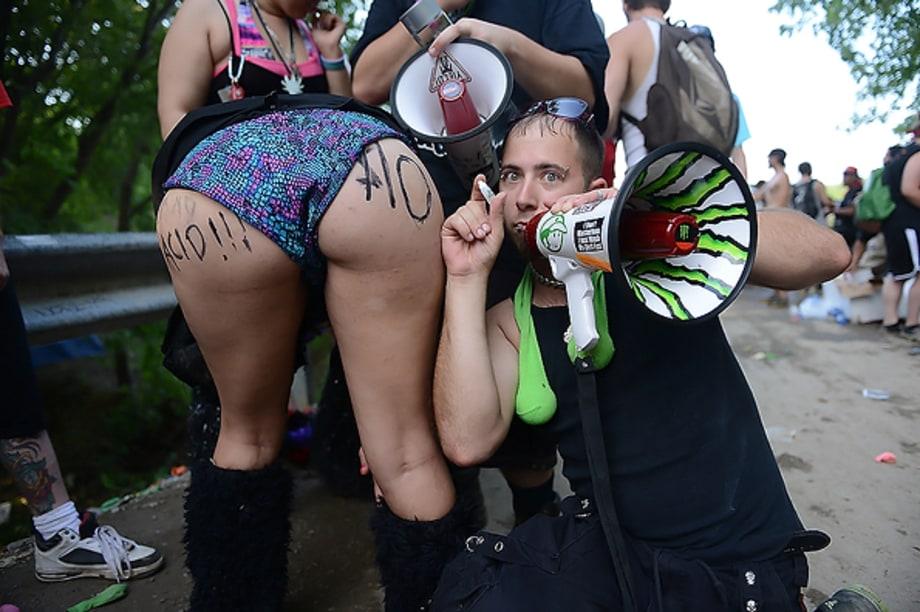 insane clown posse naked